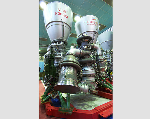 RD-180 rocket engine
