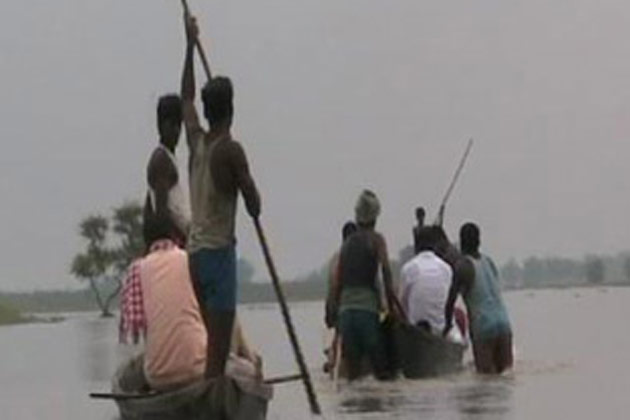 India: Over five million people hit by Bihar floods, say officials