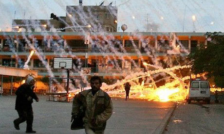 White phosphorus 1