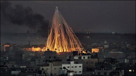 White phosphorus 2