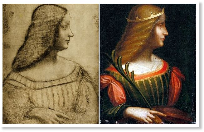 Possible Leonardo da Vinci painting lost for centuries ... Da Vinci Paintings Secrets