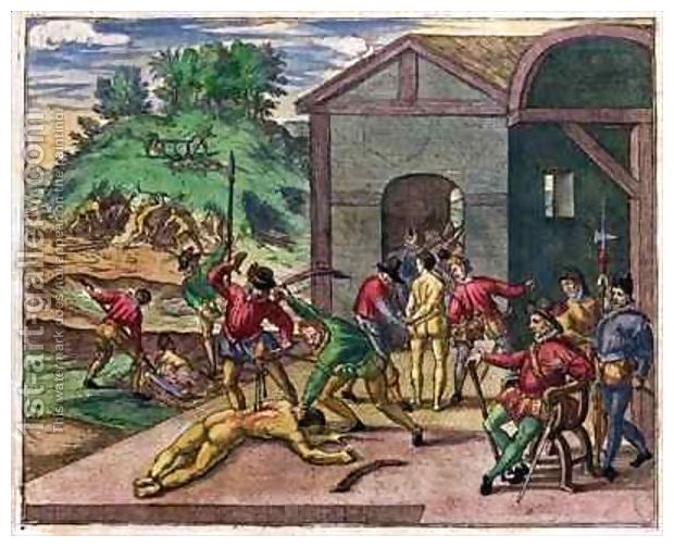 american indians as slaves of the spanish crown Charleston, sc - while most americans are familiar with the underground railroad that helped southern slaves escape north before the civil war, the first.