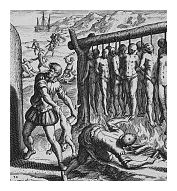 howard zinn columbus the indians and Involved in the slave trade, as america haters like howard zinn and   columbus came back a year later to find the taino indians killed all of.