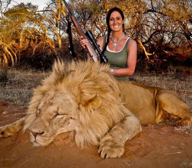 Melissa Bachman: One very sick individual