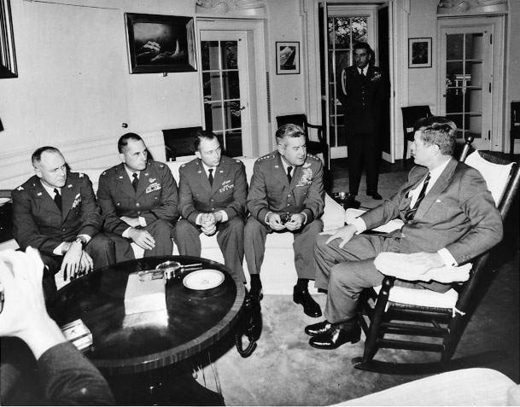 jfk joint chiefs