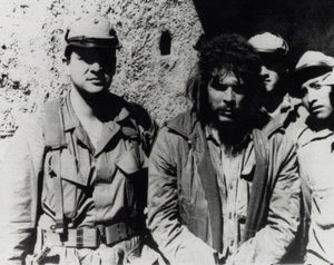 che guevara capture