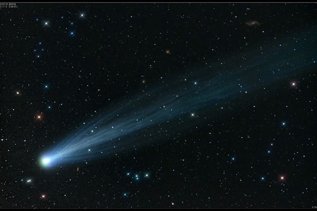 Why Didn T Comet Ison Melt In The Sun How Nasa And