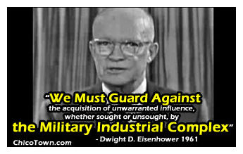 From Eisenhowers Military Industrial >> 53 Years To The Day That Eisenhower Warned Of The Military