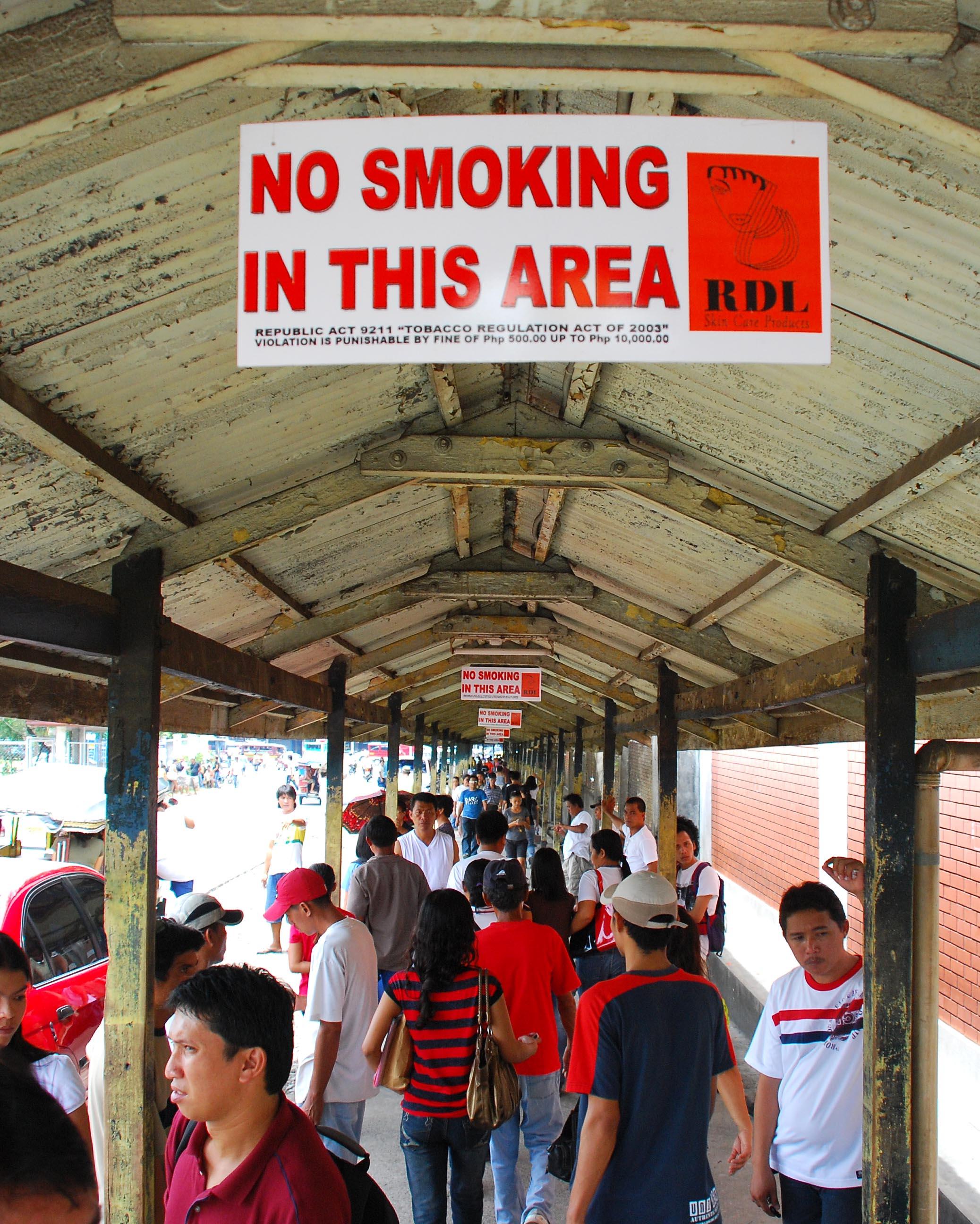 Davao's anti-smoking ordinance impresses visitors