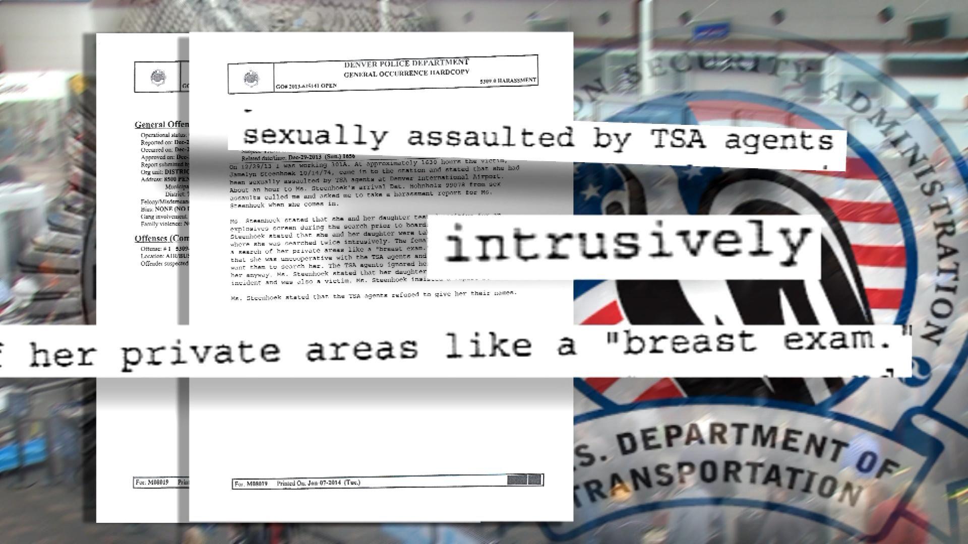 Tsa email jokes sexual harassment