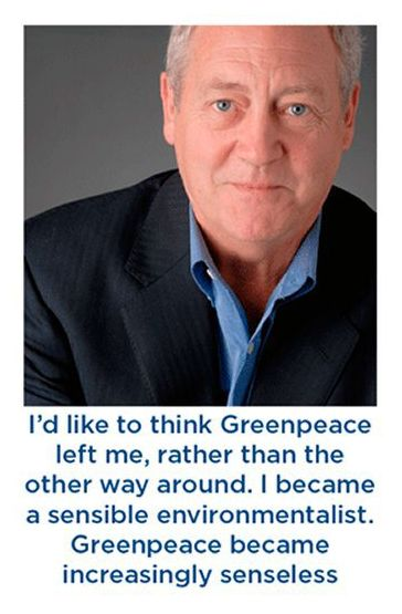 greenpeace s patrick moore According to patrick moore, who was an early member but has since distanced himself from greenpeace, and rex weyler, the name of the don't make a wave committee was officially changed to greenpeace foundation in 1972.