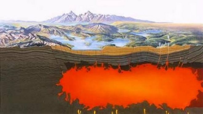 Warning signs that Yellowstone may erupt
