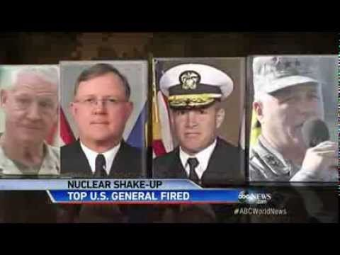Military commanders fired by obama