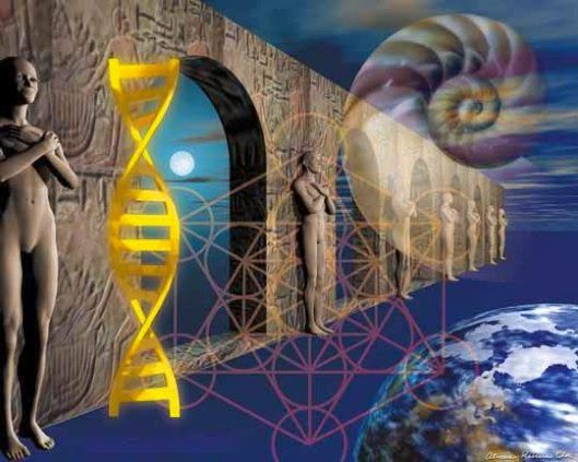 Image result for dna reversal spirit