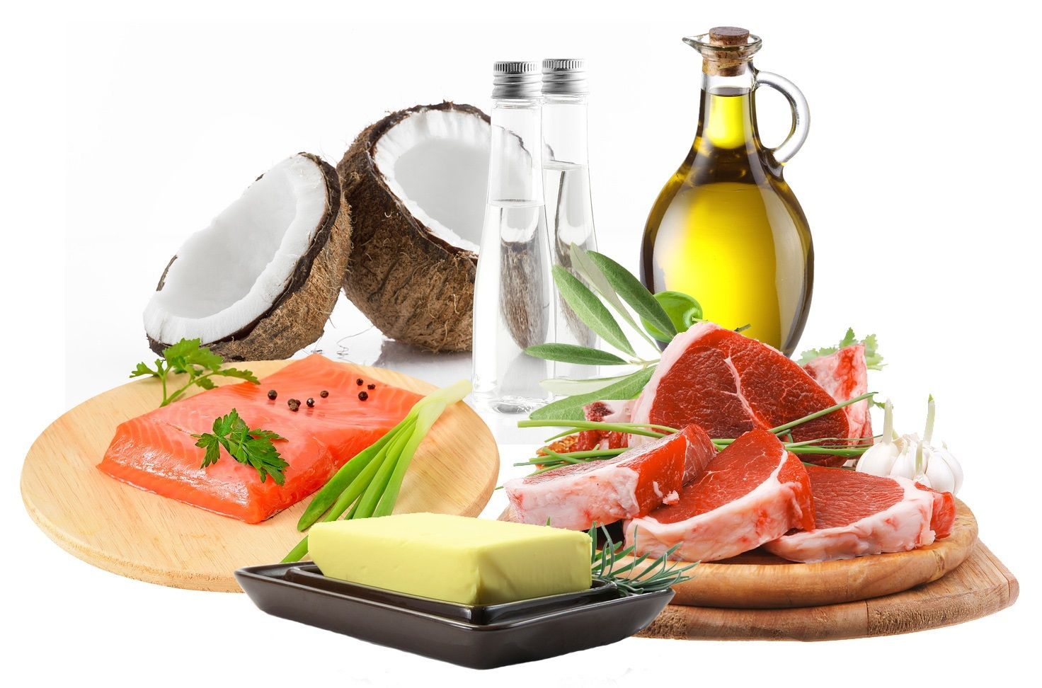 Low Saturated Fat High Calorie Foods