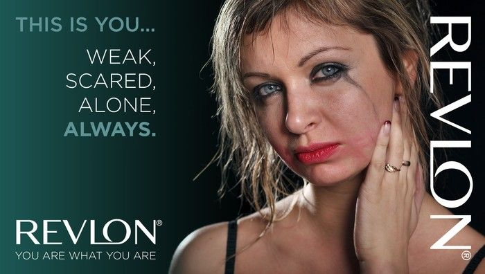 Brutally honest new Revlon ad campaign reminds customers you can't ...