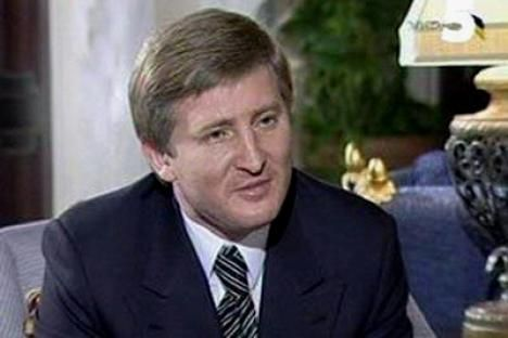 Oligarch Akhmetov