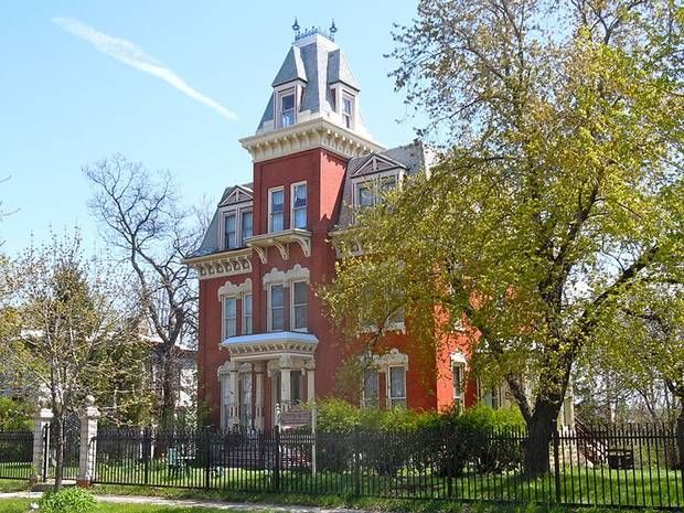Illinois 39 Haunted 39 House On Sale Cheap High