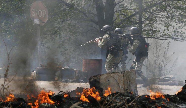 Молния из Вашингтона после произошедшего в Донбассе; невидимая стена напугала ВСУ