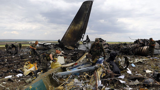 Who shot down Malaysian Airlines Flight 17? New Cold War, same old propaganda