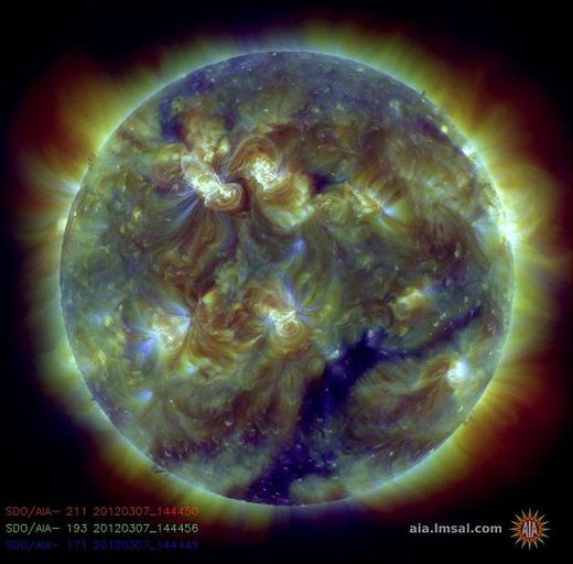 solar storm meaning - photo #15