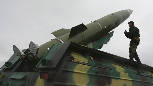 Meanwhile, in Ukraine: Kiev deploys more ballistic missiles to Donetsk region